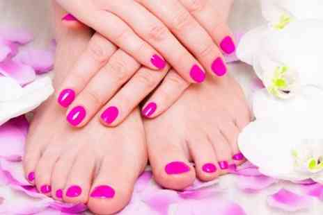 Forever Young Stoke - Shellac Nails For Hands or Feet - Save 50%