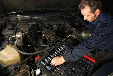 Benley Automotive - Full Car Service With Oil and Filter Change - Save 72%
