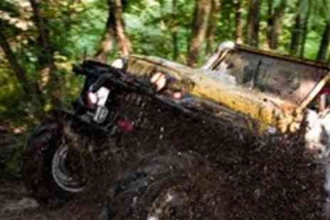 Priory Events - 4x4 Off Road Experience - Save 64%