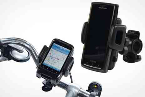 ASK Direct - Universal Phone Holder for Bikes - Save 60%