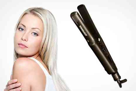 Deluxe Home Brands - TONI & GUY Moisture Lock Straighteners - Save 67%
