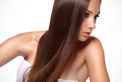 Fusion Hair, Beauty and Nails - Restyle, Blow Dry and Conditioning Treatment - Save 54%