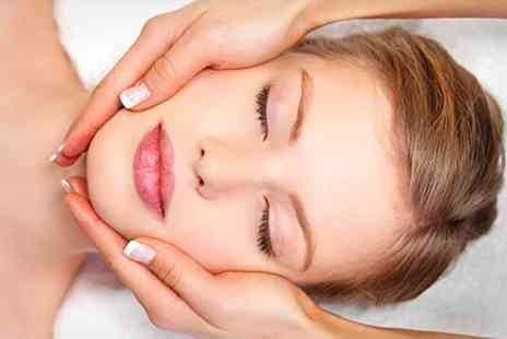 Beauty with Clare - Indian Head Massage With Facial Plus Gel Polish Manicure or Pedicure - Save 50%