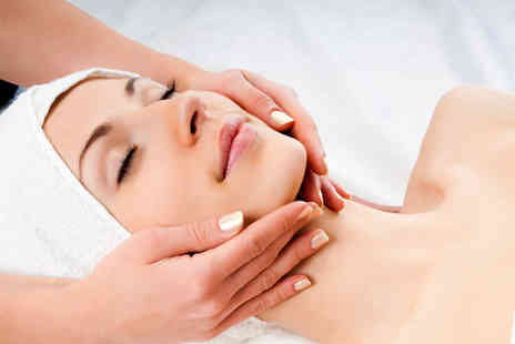 Healing Touch Academy - 70 minute pamper package including Dermalogica facial neck & shoulder massage  - Save 74%