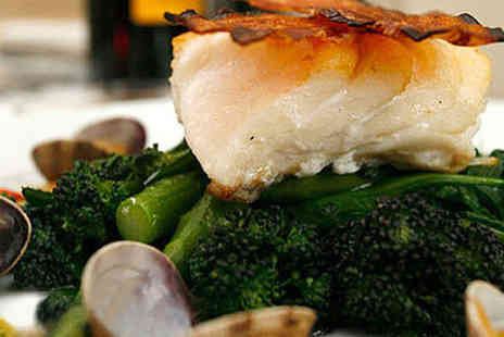 No.4 Clifton Village - Two Course Dinner with Prosecco Each for Two - Save 54%