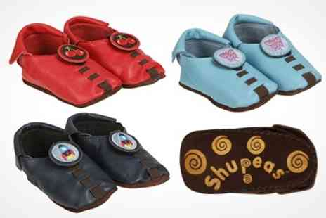 The Hut Group - Shupeas Adjustable Baby Shoes - Save 50%