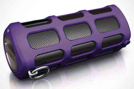 EIC Direct - Philips Wireless Splash Proof Portable Speaker - Save 49%