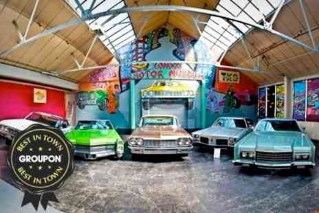 London Motor Museum - Family Entry - Save 67%