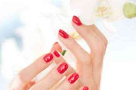 Eden Beauty - Deluxe Manicure - Save 56%
