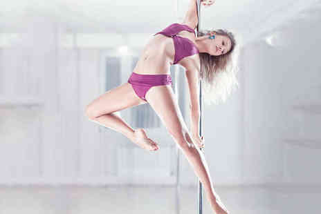 Pole Class - Six Pole Dancing Fitness Classes - Save 62%