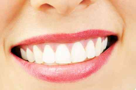 Smile Brighter - Laser Teeth Whitening Treatment - Save 50%