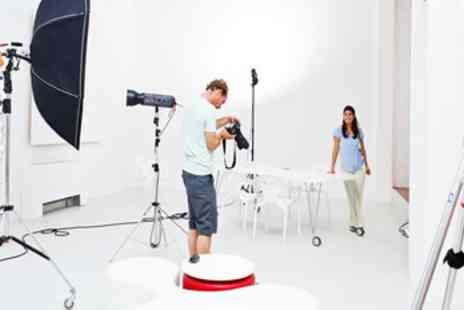 Ray Lowe Studios - Half Day Photography Course in Professional Studio - Save 42%