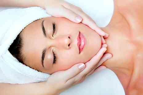 Unique Hair and Beauty - Luxury Facial With Neck, Face and Shoulder Massage Plus Orly Manicure - Save 51%