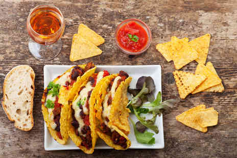 Morgan's Kitchen - Two hour Mexican street food cookery course - Save 63%