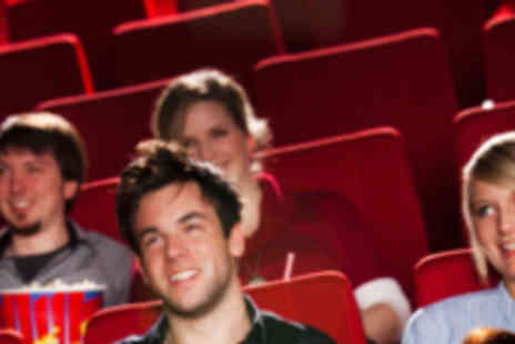 Genesis Cinema - Two Peak Cinema Tickets and a Large Popcorn - Save 61%