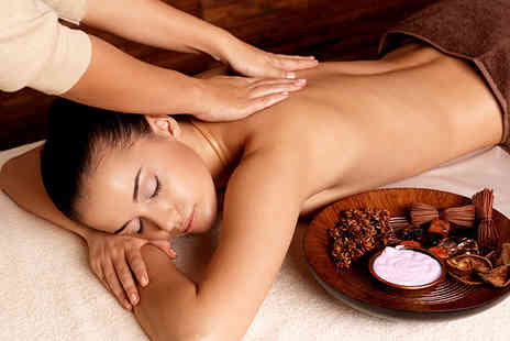 Maariyas Beauty Secret & Spa - Pamper package including body scrub and full body massage - Save 69%