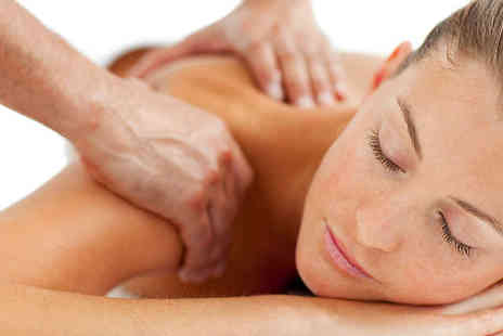 Heart Space - Hour Long Deep Tissue Tui Na or Sports Massage - Save 58%