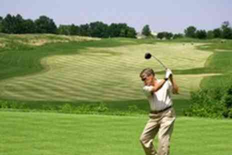 Surrey National Golf Club - Days Unlimited Golf For Two Plus 60 Driving Range Balls - Save 71%
