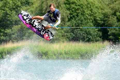 Quayside Wakeboard and Waterski - Wakeboarding or Waterskiing - Save 69%