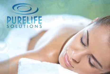 Pure Life Solutions - Two Hour Singing Dragon Full Body Beauty Treatment Package for £69 - Save 57%