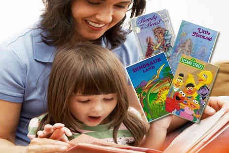 Star Stories - Bring bedtime stories to life with these Personalised Character Story Books - Save 50%