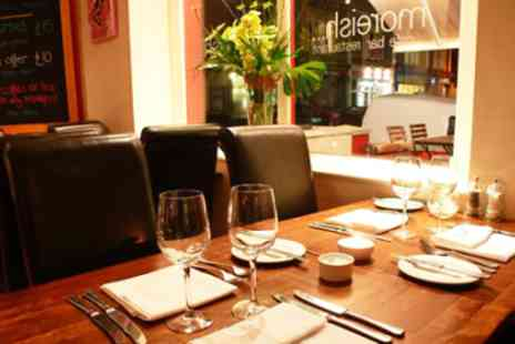 Moreish - Two to enjoy a seven course dining experience - Save 62%
