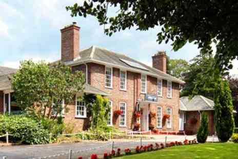 The Gables Hotel - Grade II Listed Gretna Hotel including Dinner - Save 58%