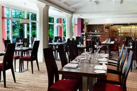 Hilton Templepatrick - Hilton Templepatrick Two Course Dinner for Two - Save 49%