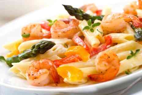 House Worcester - Pasta or Salad Meal With Wine or Beer For Two - Save 43%