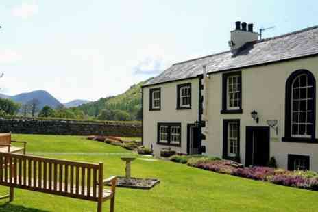 New House Farm - In Lake District One Nights For Two With Breakfast and Afternoon Tea - Save 48%