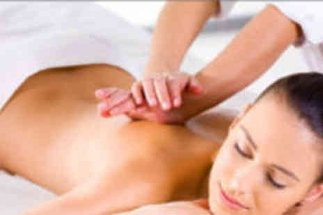 Hands on Healing - 50 massage voucher - Save 70%