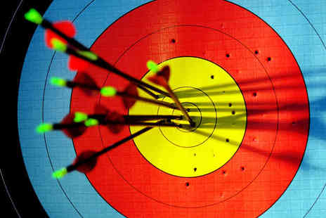 Innercity Sports Coaching - One Hour Archery Experience Including Rental of Bows - Save 60%