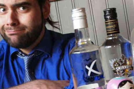 Vodka Tzars - Vodka Tasting Experience with Six Drinks to Try - Save 63%