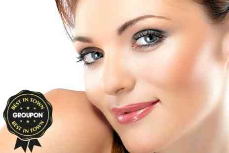 Pedicure Plus - Semi Permanent Make Up For Eyebrows or Eyeliner and Eyelash Enhancement - Save 78%