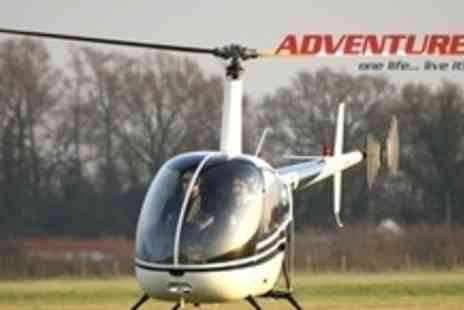Mapledurham Estate - Helicopter Tour Over Mapledurham Estate and River Thames - Save 51%