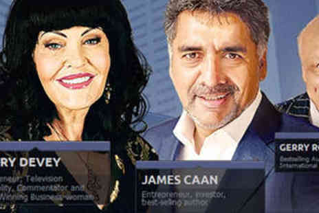 Success 2013 - Silver Ticket to Business Seminar - Save 53%