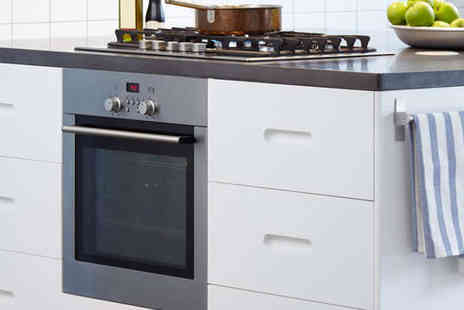 Brightside Cleaning - Single Oven and Hob Clean - Save 55%