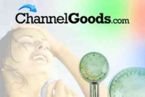 ChannelGoods.com - LED Colour Changing Glow Shower Head - Save 60%
