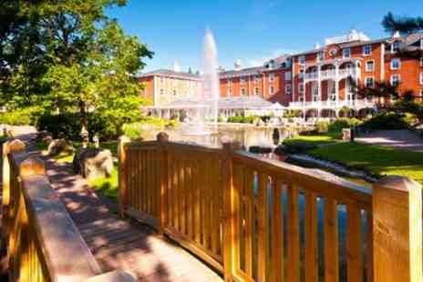 Alton Towers Spa - Top Class Spa Day with Two Treatments & Lunch - Save 48%