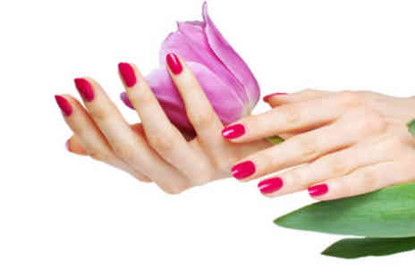 The Beauty Box - £29 for a 30-minute Gelish manicure, a 60-minute luxury pedicure and a 30-minute back, neck and shoulder massage - Save 77%