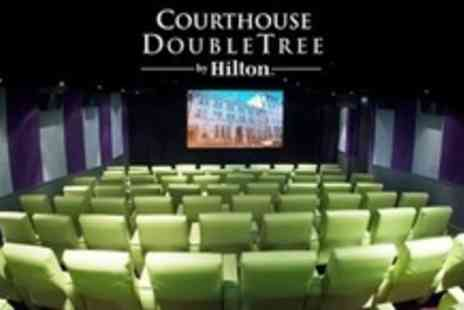 Courthouse DoubleTree - Cinema Ticket and Cocktail - Save 51%
