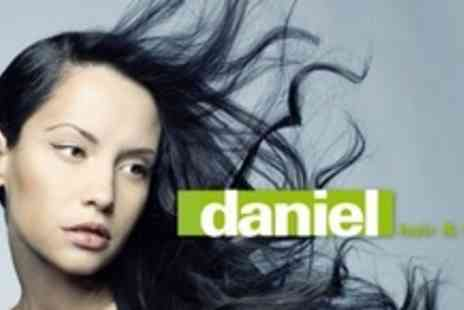 Daniel Hair & Beauty - Brazilian Keratin Blow Dry - Save 64%