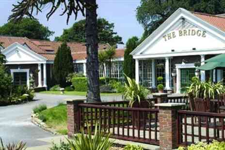 The Bridge Hotel & Spa - North Yorkshire Coaching Inn Stay with Dinner & Spa - Save 38%