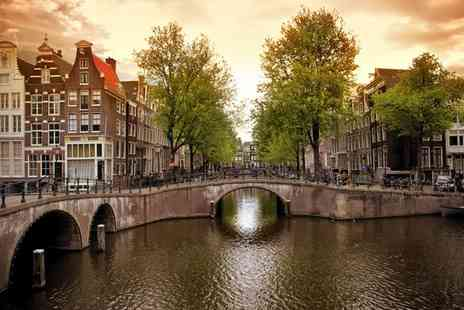 Fleetway Travel - Two night Amsterdam including flights - Save 49%