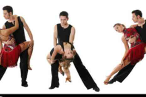 Salsa Tropical - 5 one and a half hour Salsa dance lessons - Save 63%
