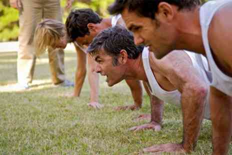 Regiment Fitness - Five Sessions of Boot Camp For One - Save 81%