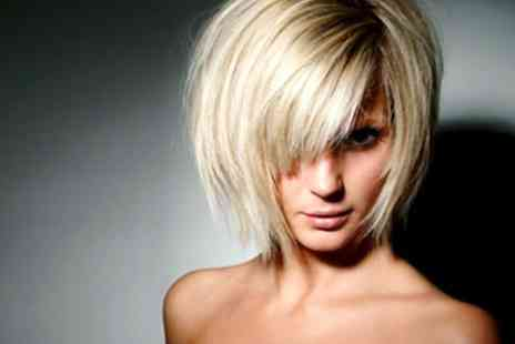 Knock em Dead - Cut and Blow Dry and Conditioning - Save 61%