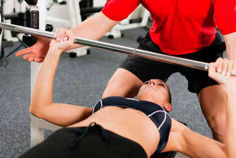 Drakes Gym - Three 60 Minute Personal Training Sessions - Save 81%