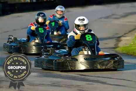 West country karting - 80 Karting Laps For One - Save 70%