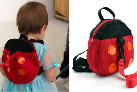 Livmore Ltd - Kid's safety rucksack - Save 54%